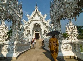 White Temple, Chiang Rai, Tailandia