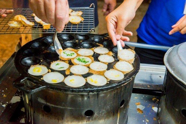 Gastronomía en Vietnam y Tailandia