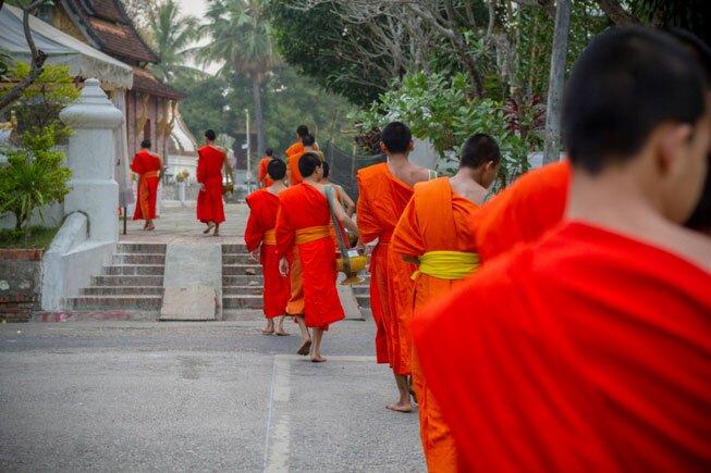Descubra la aldea mistica en Luang Prabang