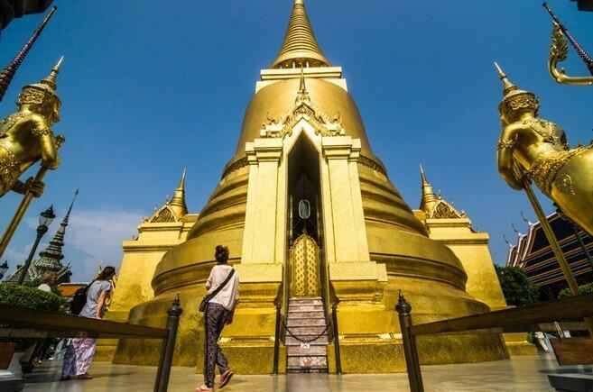 Descubre los mejor de Bangkok