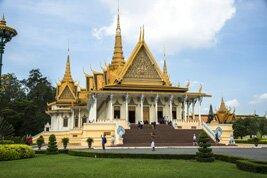 Explorando la Arquitectura de Phnom Penh