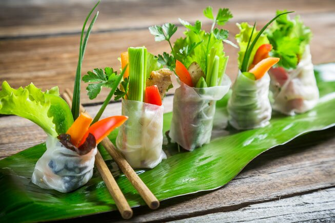 Tour gastronomía vietnamita, platillos tipicos Vietnam