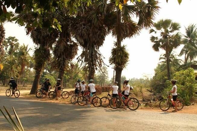 Tour Siem Reap en bicicleta