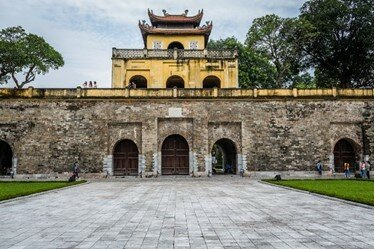 Visita a Hanoi, capital de Vietnam