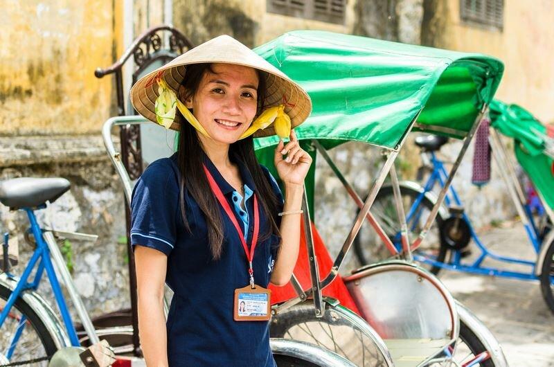 Descubre Hue y Hoi An en Vietnam con Nguyen thi Thuy Linh, una guía turística que habla español perfectamente