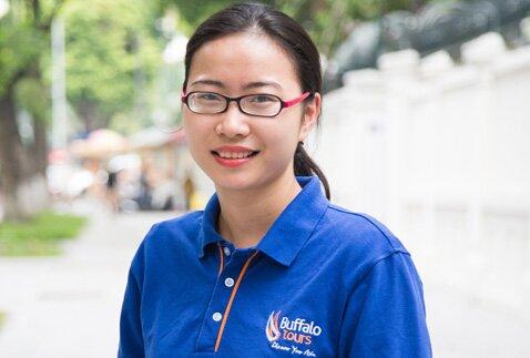 Hoang Hanh, especialista de viajes en Buffalo Tours