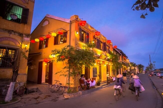Hoi An, una ciudad preciosa
