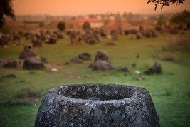 La llanura de las Jarras en Phonsavan: un lugar místico en Laos