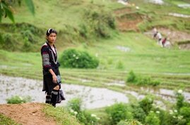 Sapa, la cuna de las etnias Red Dzao y Hmong en el Norte de Vietnam