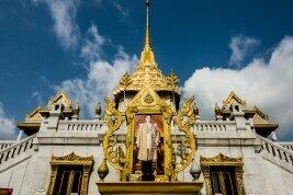 El palacio real, una visita importante durante su estancia en Bangkok