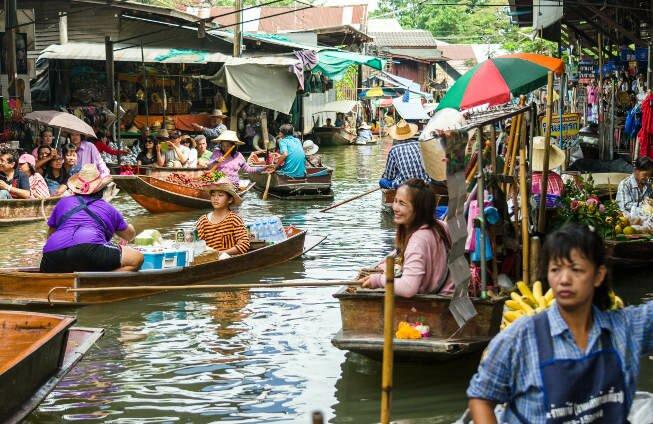 Rio Kwai Tailandia