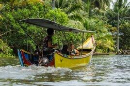Deleite y placer al recibir un masaje tailandés durante su viaje