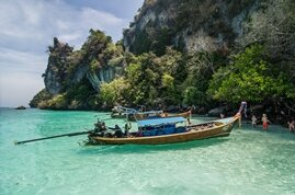 Phuket, una de las islas más famosas del Sur de Tailandia