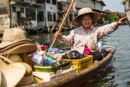 Gente, historia y cultura tailandesas