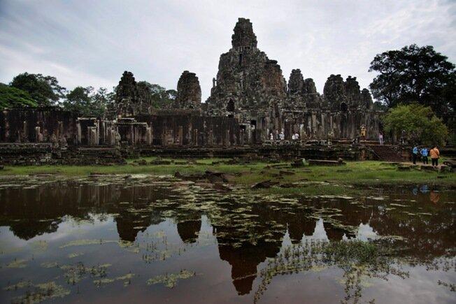 Templo Angkor Vat en Angkor Thom