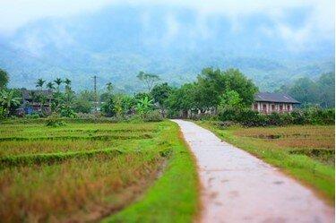Trekking de aventura en Vietnam, Mai Chau