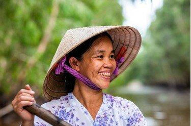 Crucero por Delta del Mekong,viaje a Vietnam