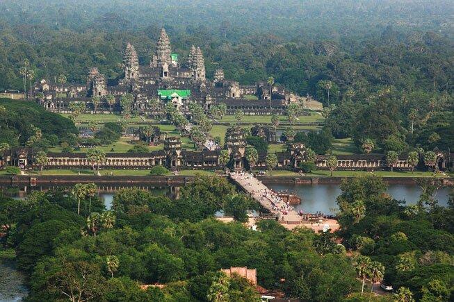 Vietnam y Camboya,destinos más populares de Vietnam y Camboya