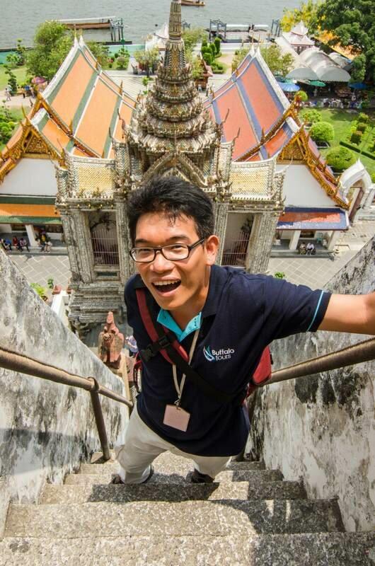 guia turisticio viaje Tailadia y Camboya