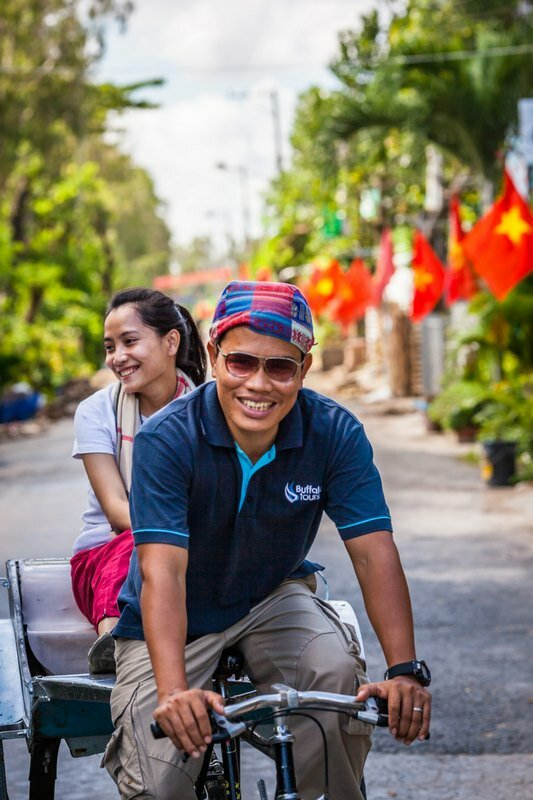 guia turistico Chau Doc Vietnam