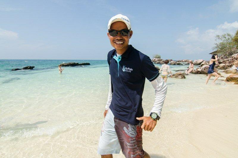 guia turistico que hable espanol viaje Tailandia