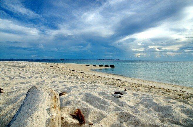 isla de la tortuga Selingan, Malasia